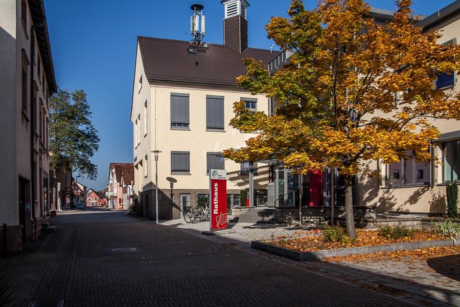 Lichtenau, Hanauerland, Landkreis Rastatt