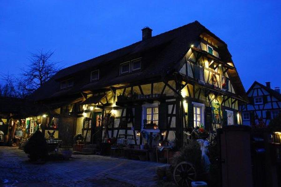 KU-Stall, Rheinau, Freistett, Martin Schütt