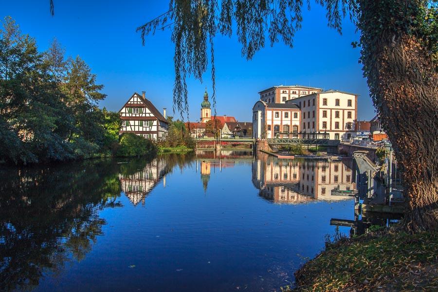 Willstätt, Hanauerland, Kinzig, Ortenau, Ortenaukreis
