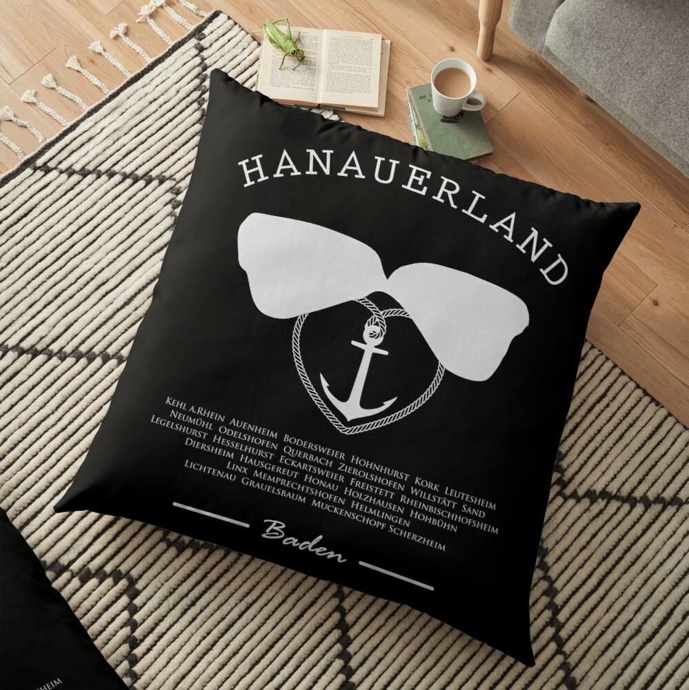 Hanauerland Design, bedruckte Textilien, Accessoires für Männer, Frauen, Kinder, Redbubble