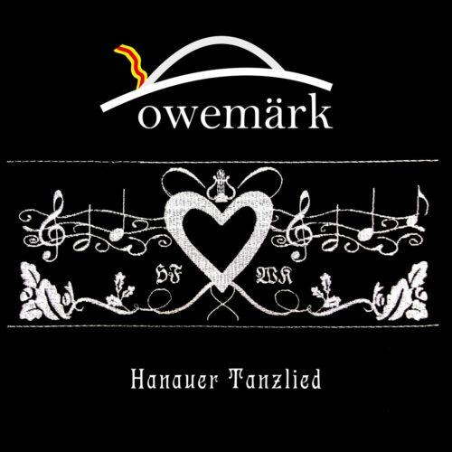 Hanauer Tanzlied, Owemärk, Single, MP3